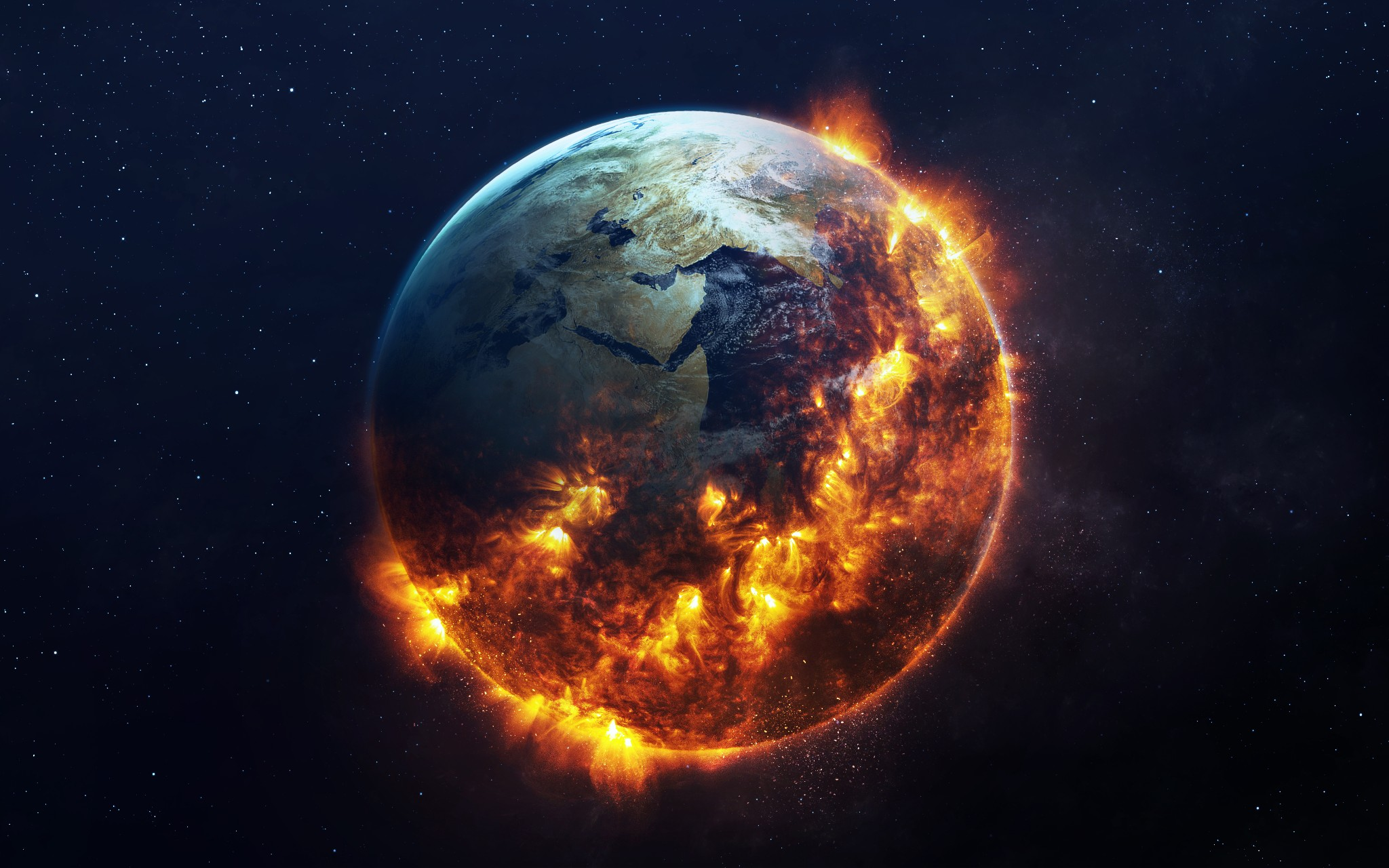 Earth - Cover