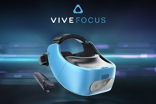 HTC's China-exclusive Vive Focus VR headset is now launching worldwide