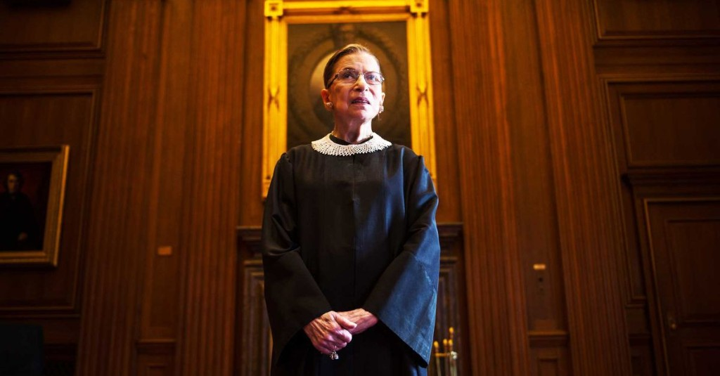 """Justice Ginsburg died believing that Trump is an """"aberration."""" Her death ensures that he won't be."""