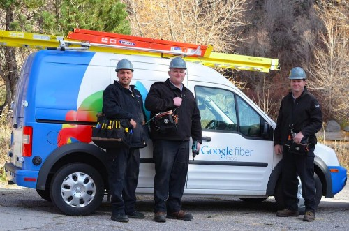 Comcast is afraid of Google Fiber