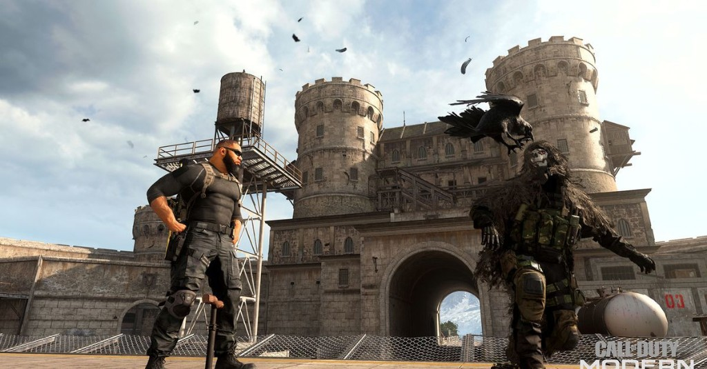 Call of Duty: Modern Warfare now lets you kill people with a crow