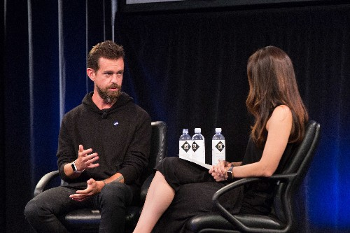 Square founder Jack Dorsey talks bitcoin and says blockchain is the 'next big unlock'