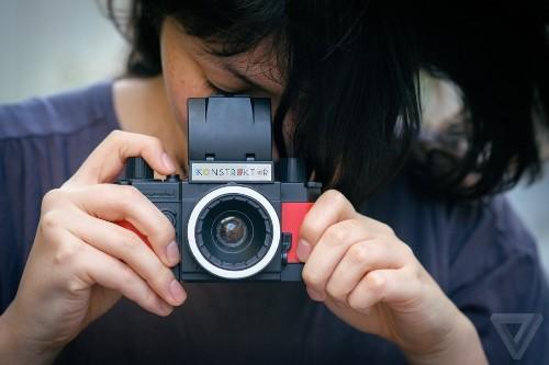 Lomography Konstruktor review: the $35 camera you build yourself