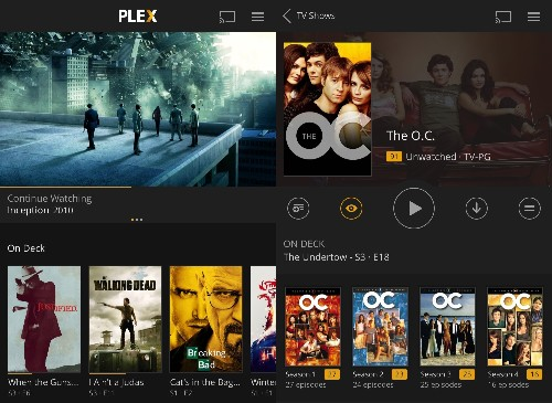 Plex launches revamped app for iPhone and iPad