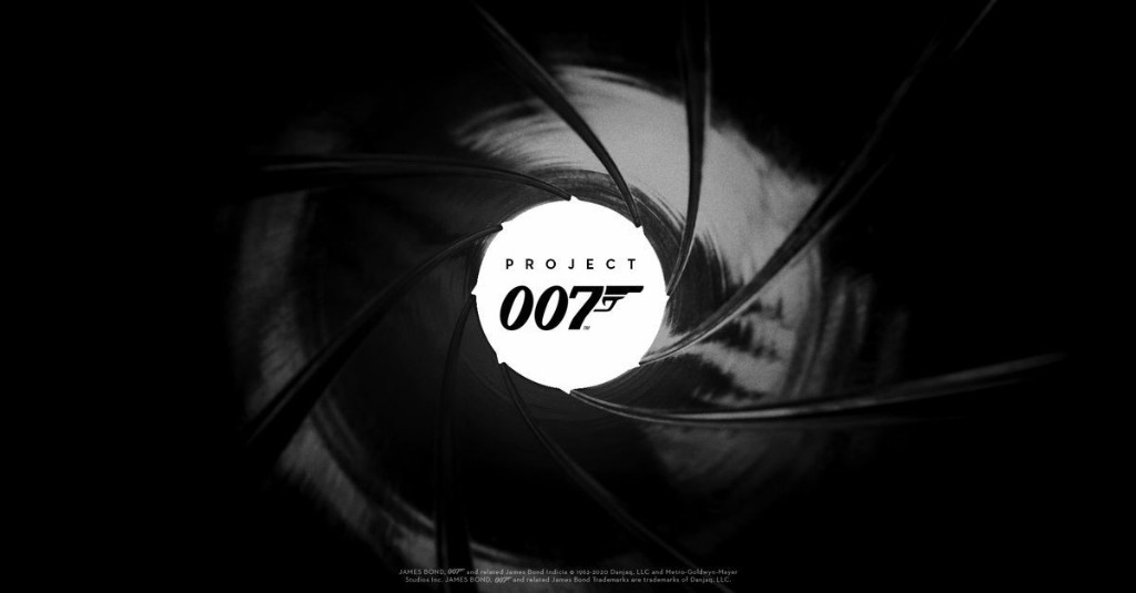 New James Bond game coming from Hitman developers