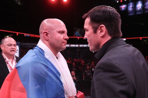Sonnen vows to dispatch Fedor fast in next round of Bellator Grand Prix
