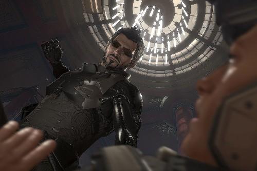 Exploring Deus Ex: Mankind Divided's massive new cyberpunk world