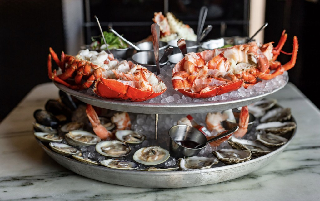 8 Stunning Seafood Towers to Splurge On in Houston