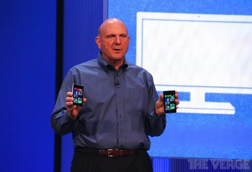 Ballmer sees Microsoft's 'almost no share' in mobile as an opportunity, regrets mistakes