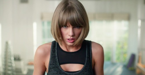Taylor Swift's Apple Music ad is painful in a couple ways