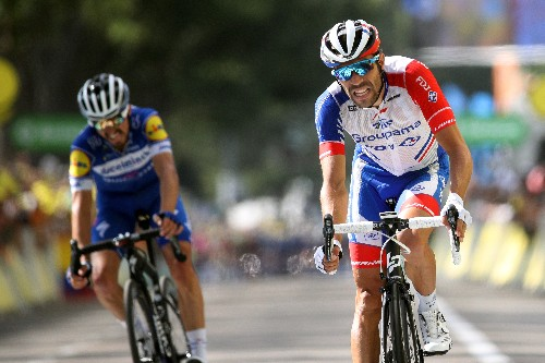 Two French riders rode a magnificent Tour breakaway together and my heart is soaring