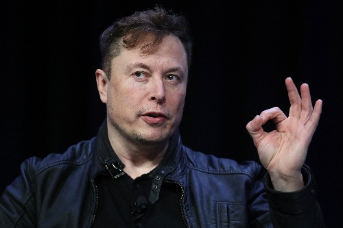 Elon Musk underplays coronavirus threat, tells employees that car accidents are more dangerous