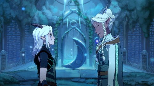 How The Dragon Prince's creators retooled the show's animation