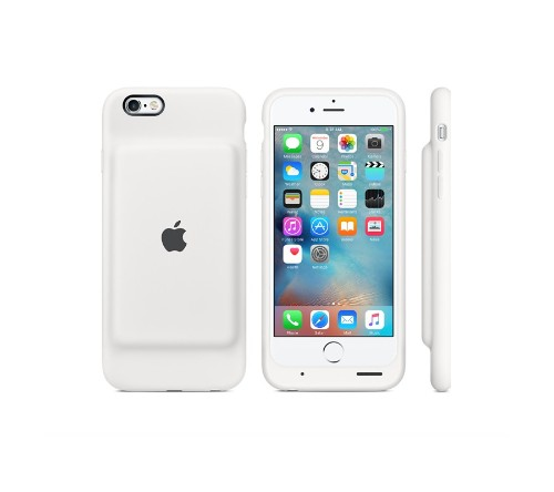 Apple unveils official 25-hour battery case for the iPhone 6 and 6S