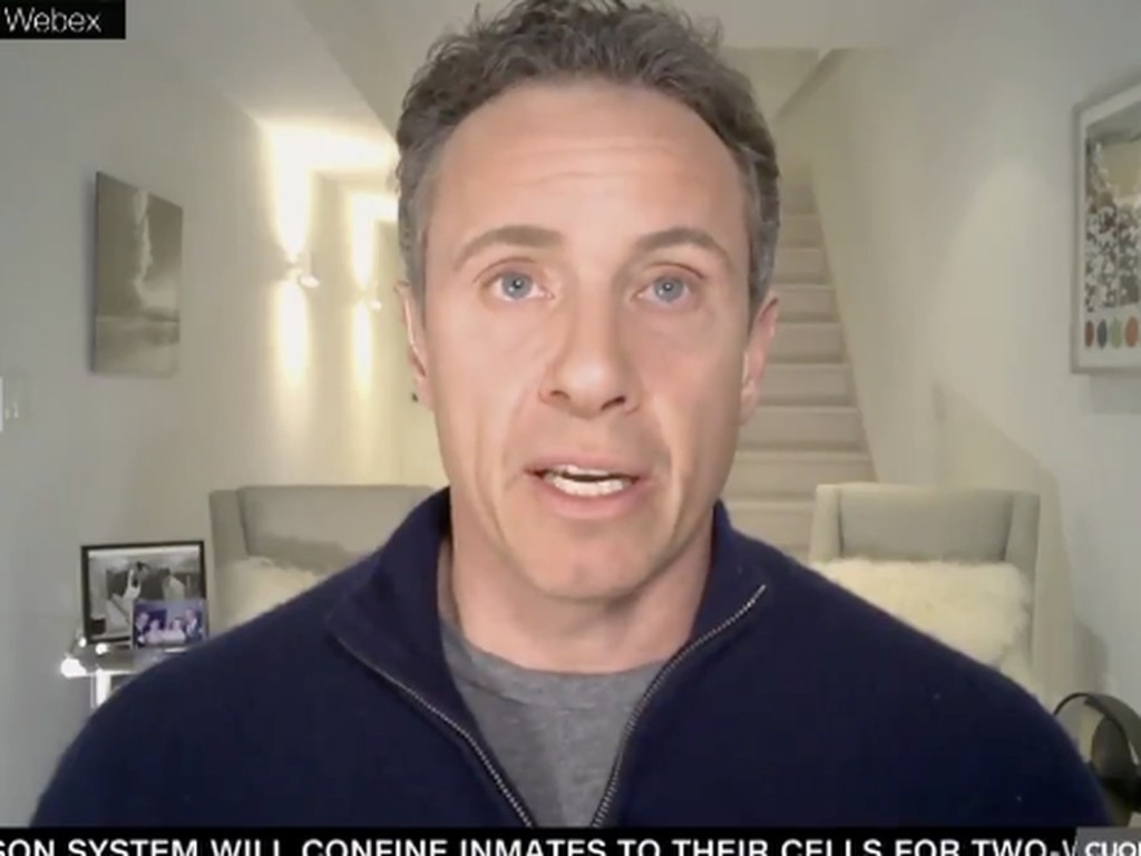 CNN anchor Chris Cuomo says 'the beast comes at night' with coronavirus