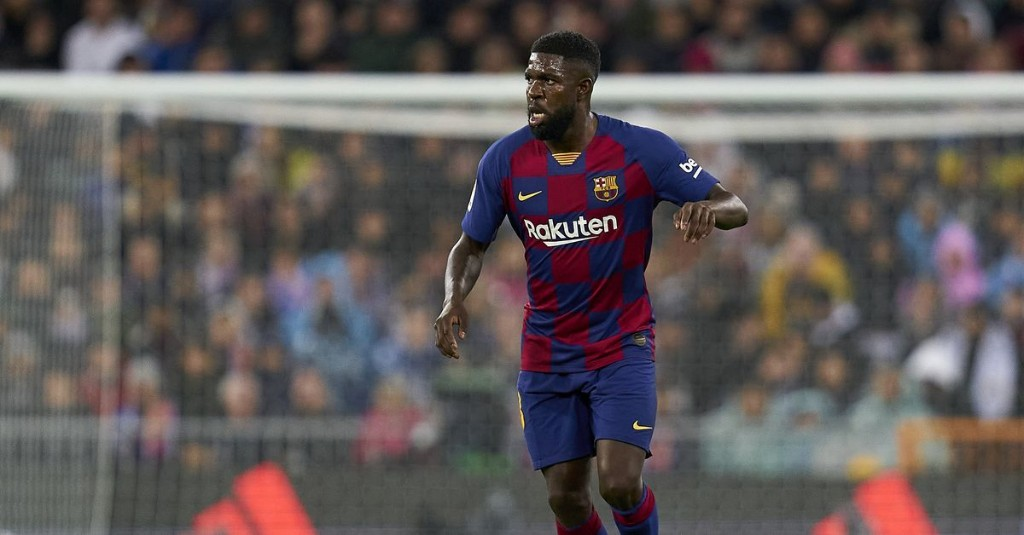 AS Roma join race for Samuel Umtiti - reports