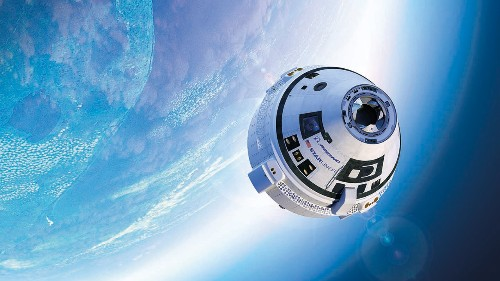 Boeing's new Starliner spacecraft is in the wrong orbit during first trip to space