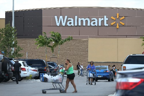 Walmart partners with Uber and Lyft to test grocery delivery service