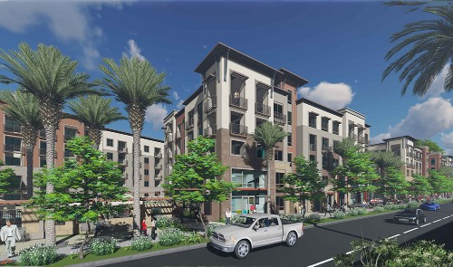 The Clarendon will bring 335 apartments to Woodland Hills