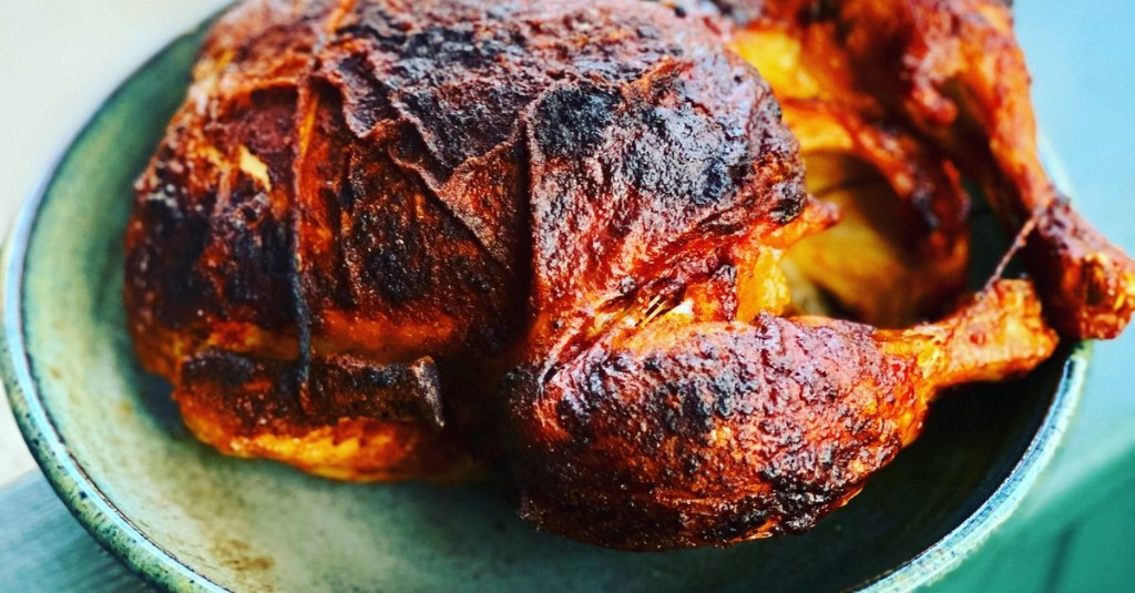 Alma's Back-Alley Rotisserie Chicken Operation Is Becoming a Full-Time Restaurant