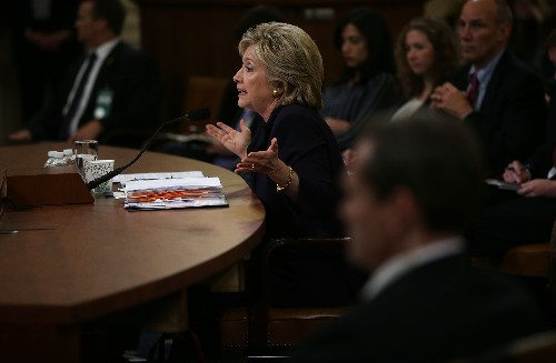 Hillary Clinton was just as confused by LinkedIn as the rest of us