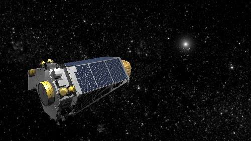 NASA's Kepler spacecraft enters emergency mode 75 million miles from Earth