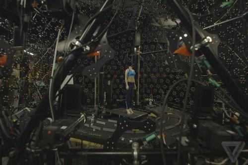 Inside USC's crazy experimental VR lab