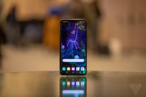 LG's debut 5G handset has been delayed in South Korea