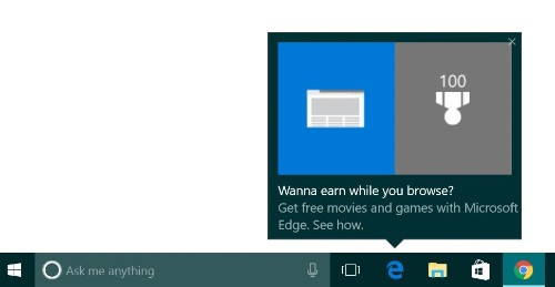 Microsoft is infesting Windows 10 with annoying ads