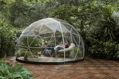 Amazon is selling a $1,200 geodesic dome kit for your backyard