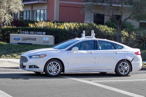 Meet the new Ford, a Silicon Valley software company
