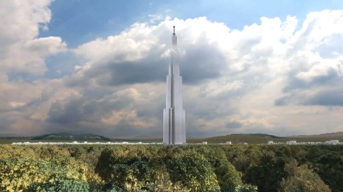 Construction on world's tallest building to begin next month and end this year