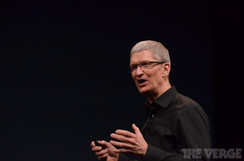 Tim Cook: Silicon Valley's most successful companies are selling you out