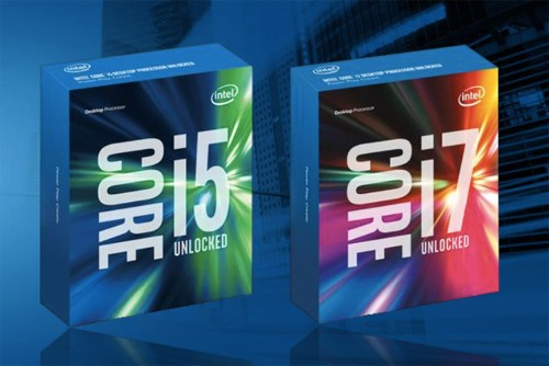 Intel's Skylake generation begins with a pair of powerful processors