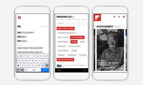 Mossberg: Flipboard redesigns itself around 'smart' digital magazines