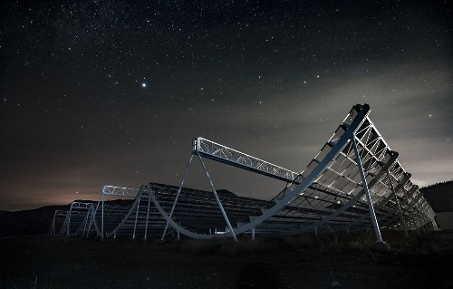 Astronomers find another source of repeating radio bursts from outside our galaxy
