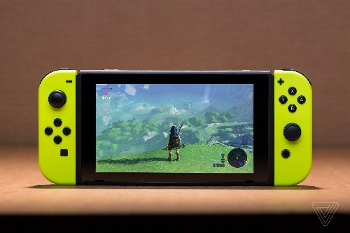The Nintendo Switch had its best US sales week ever thanks to Black Friday