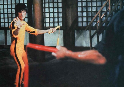A Bruce Lee biopic is being developed by his family
