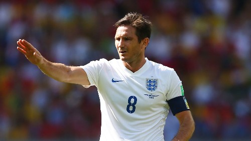 Frank Lampard joins Manchester City on loan