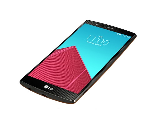 LG G4 revealed in leaked images