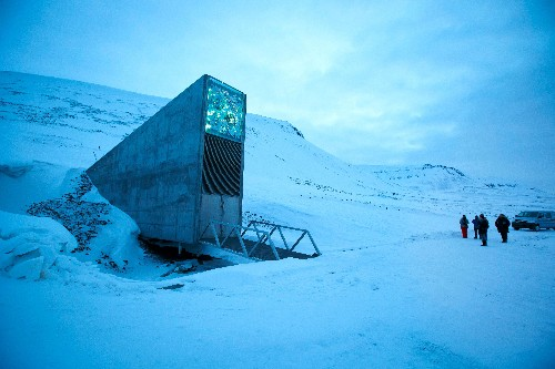 Upgraded doomsday vault gets new seed deposits