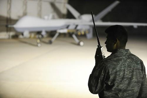 Drones kill civilians using NSA data, Greenwald's new site 'The Intercept' reports
