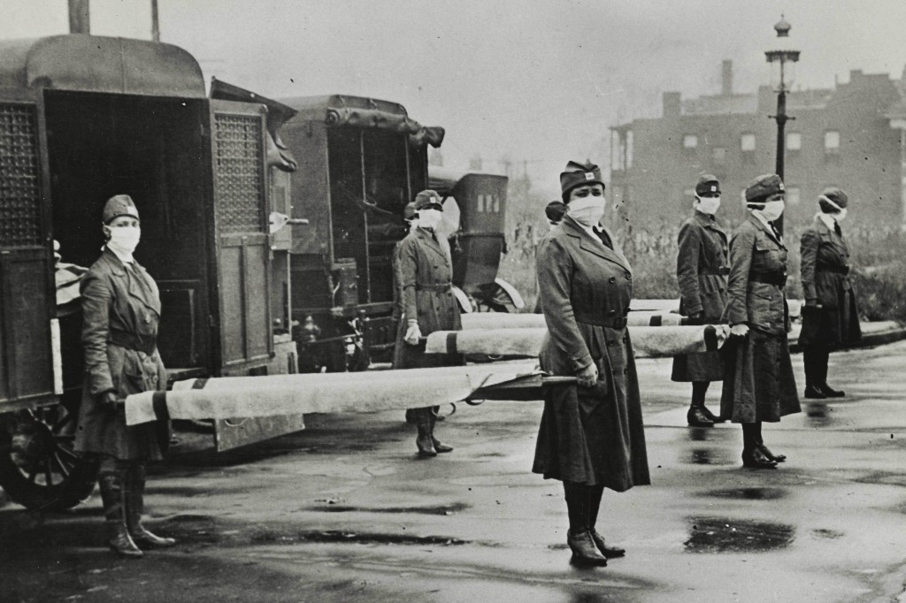 The most important lesson of the 1918 influenza pandemic: Tell the damn truth