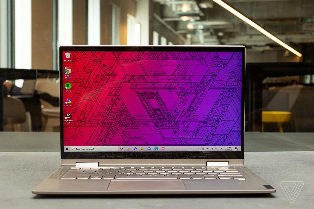 Lenovo's Yoga C740 laptop is $100 off at Best Buy
