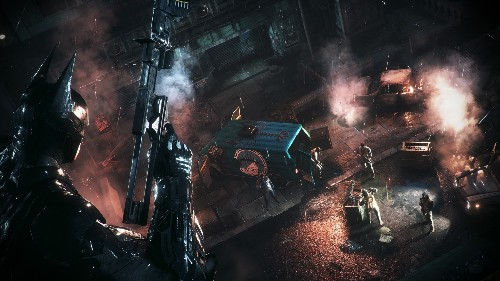 A goon grows in Gotham, or, a henchman's progress