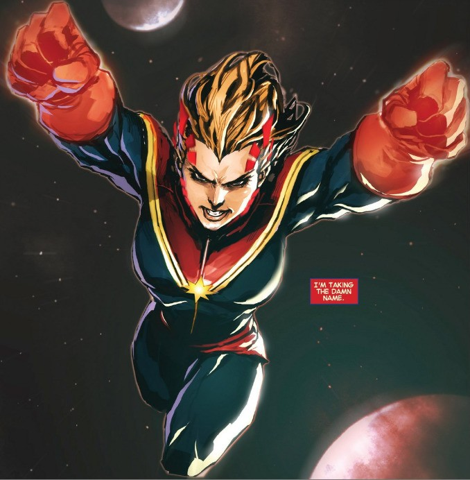 Captain Marvel and the future of the Avengers, explained