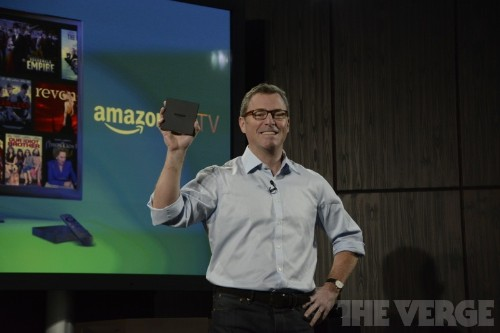 Amazon announces $99 Fire TV set-top box, available now