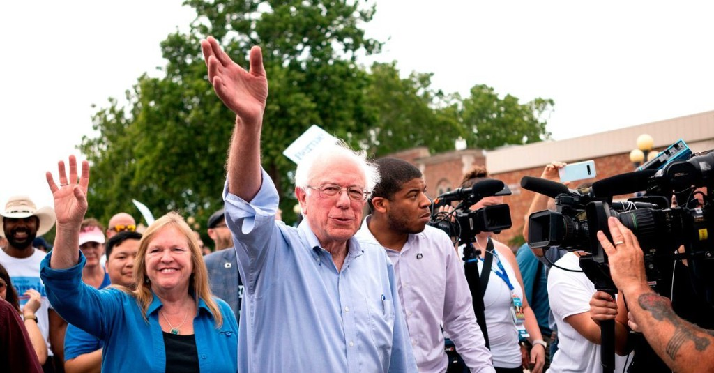 Bernie Sanders's 2020 presidential campaign and policy positions, explained