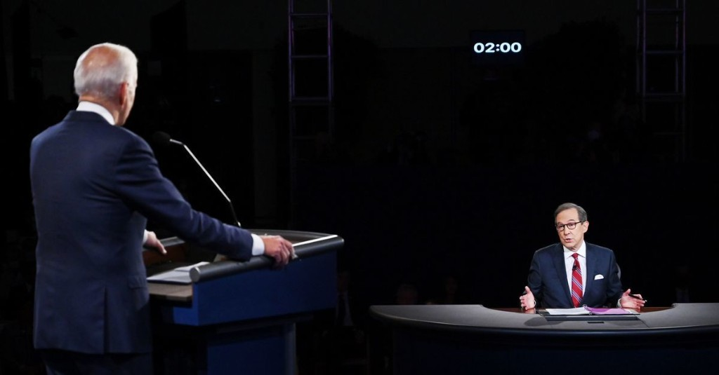 Joe Biden's most surprising, and possibly important, answer of the debate