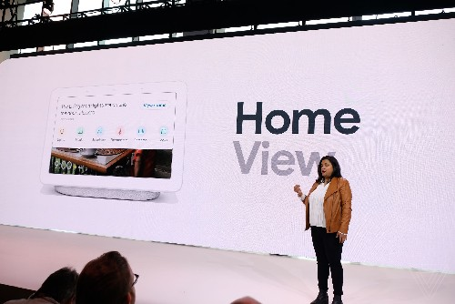 The Google Home Hub will put Assistant up against Amazon's Echo Show